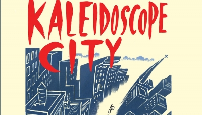 Fanbase Press Interviews Marcellus Hall on His Upcoming Graphic Novel, 'Kaleidoscope City'