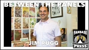 Between the Panels: Cartoonist Jim Rugg on Following Favorite Artists, Style as a Storytelling Choice, and Learning Comics Via Car Ride