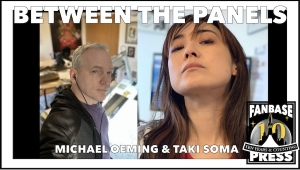 Between the Panels: Artists Michael Oeming and Taki Soma on Being Changed by Comics, Staying Hungry, and Not Having a Plan B