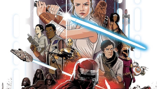 'Star Wars: The Rise of Skywalker' - Graphic Novel Review