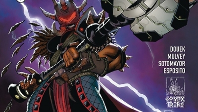 'Wailing Blade #3:' Comic Book Review