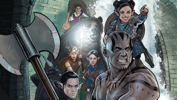 'Critical Role: Vox Machina Origins II #3' - Advance Comic Book Review