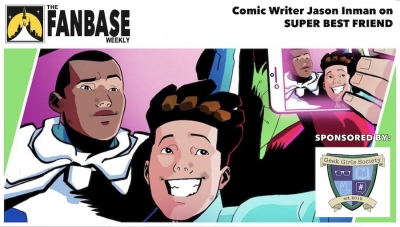 Fanbase Feature: An Interview with Comic Book Writer Jason Inman on 'Super Best Friend,' Superhero Fandom, and the DC Comics Silver Age