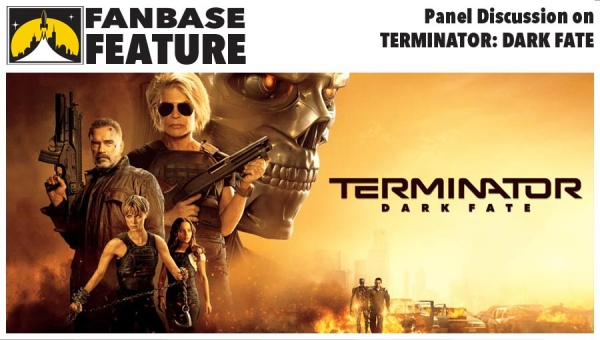 Fanbase Feature: Panel Discussion on 'Terminator: Dark Fate'