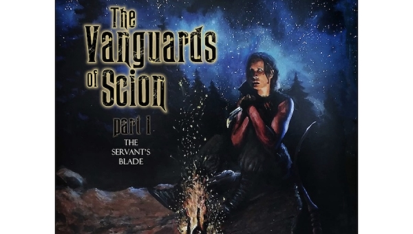 Fanbase Press Interviews Epic Fantasy Author Michael Thom on 'The Vanguards of Scion'