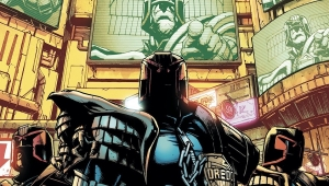 'Judge Dredd: False Witness #1' - Advance Comic Book Review
