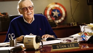 In Memoriam: Stan Lee (Stanley Martin Lieber) - December 28, 1922 – November 12, 2018