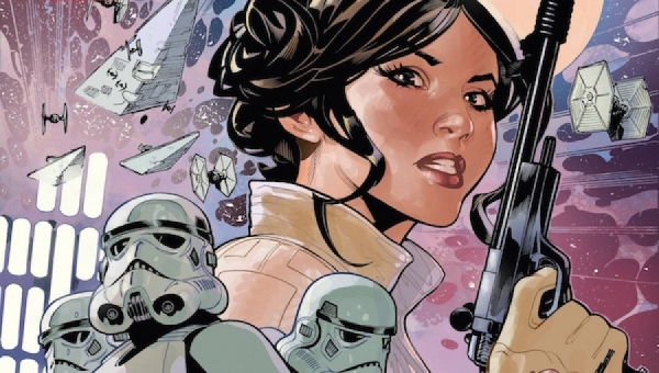 'Princess Leia #4:' Comic Book Review