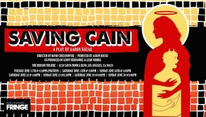 Fanbase Press Interviews Leah Verrill on the Upcoming Production, 'Saving Cain' (Hollywood Fringe Festival 2019)