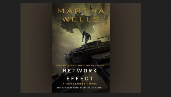 'Network Effect (A Murderbot Novel):' Book Review
