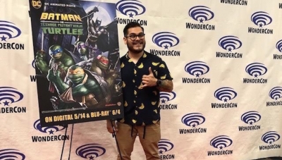 WonderCon 2019: Director Jake Castorena on 'Batman vs. TMNT,' 'Batman vs. Predator,' and More