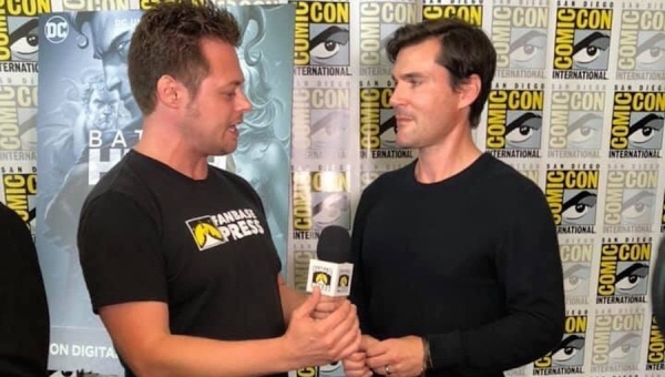 SDCC 2019: 'Firefly's Sean Maher Returns as Nightwing in 'Batman: Hush'