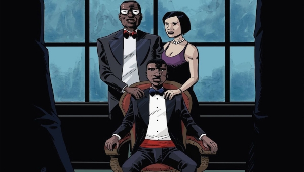 Fanbase Press Interviews CJ Standal on His Comic Book Series, 'Rebirth of the Gangster'