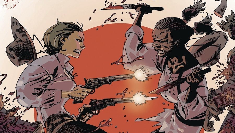 'Kill Whitey Donovan #1:' Advance Comic Book Review