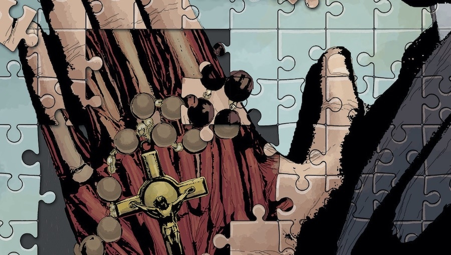 'Gideon Falls #19:' Advance Comic Book Review